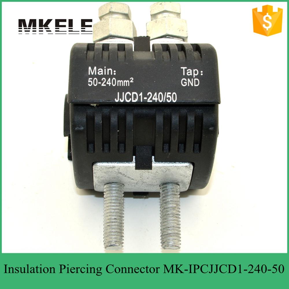 Russia market Insulation Piercing Connector 1 KV ,crimp connectors ...